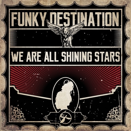 Funky Destination - We Are All Shining Stars // full Album stream