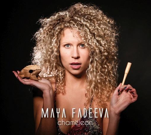 Happy Releaseday: Maya Fadeeva - Chamëleon // Video + full Album stream