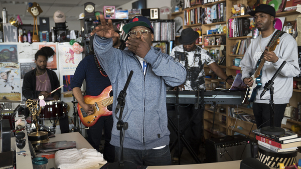 O.C.: Tiny Desk Concert (Video) #npr #tinydesk