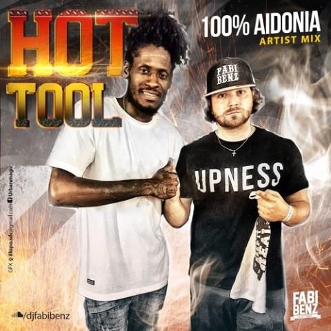 Hot Tool - 100% Aidonia Artist Mix [Dancehall 2018] von Fabi Benz
