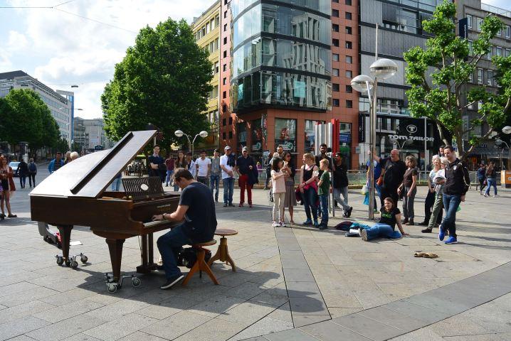 Veranstaltungstipp: OPEN PIANO in Stuttgart!