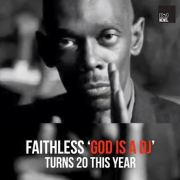 Faithless 'God is a DJ' turns 20 this year! (Video - Live At Alexandra Palace 2005)