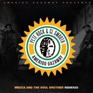 Amerigo Gazaway presents: Mecca and The Soul Brother Remixes // free Album // #MeccaAndTheSoulBrother