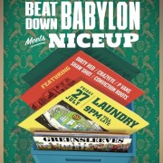 Beat Down Babylon meets NiceUp • free mixtape