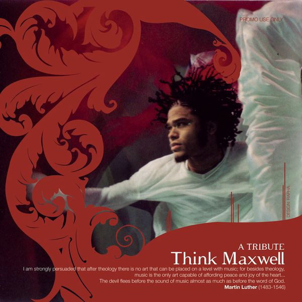 Das Sonntags-Mixtape: THINK MAXWELL compiled and mixed by jojoflores