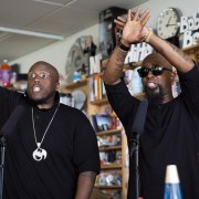 Tech N9ne feat. Krizz Kaliko: Tiny Desk Concert (Video) #npr #tinydesk