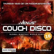 Couch Disco 016 by Dj Venus (Podcast)