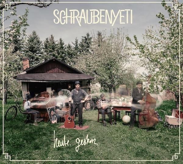 Videopremiere: Schraubenyeti - heute. gestern.