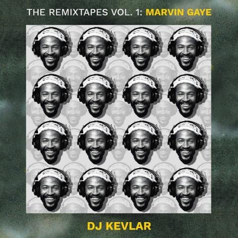 DJ Kevlar - The ReMixTapes Vol 1: Marvin Gaye | free download