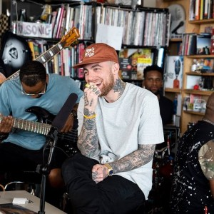 TIPP: Mac Miller - Tiny Desk Concert (Video) #npr #tinydesk