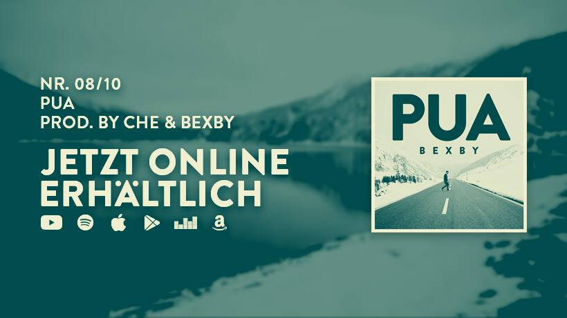 Bexby - #PUA (prod. by Che & Bexby) 8/ZEHN [Video]