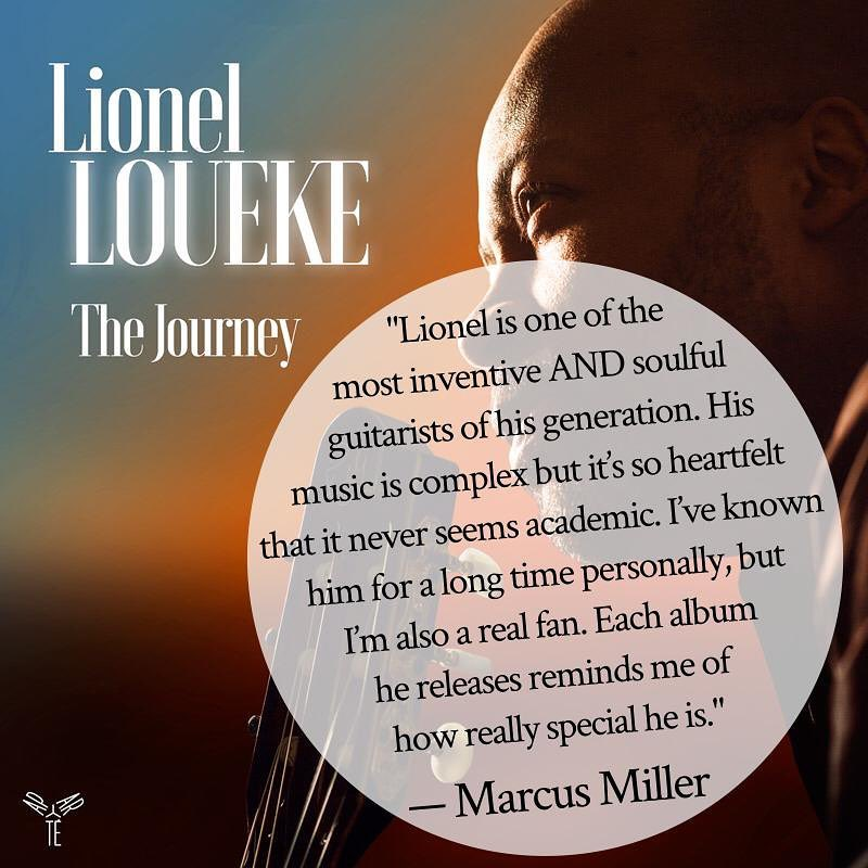 Lionel Loueke - The Journey • 2 Videos + 🎧🎵full Album stream