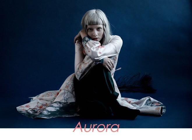 """AURORA veröffentlicht ihr zweites Album """"Infections of a Different Kind - Step One"""" • full Album stream + 2 Videos + Tourdaten"""