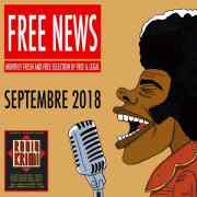 FREE NEWS n°1 - Septembre 2018 (free Podcast)