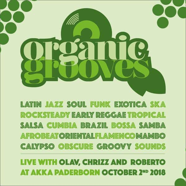 ORGANIC GROOVES – LIVE with Olav, Chrizz and Roberto | 3h DJ Live Set