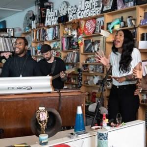 Cory Henry & The Funk Apostles: Tiny Desk Concert (Video) #npr #tinydesk