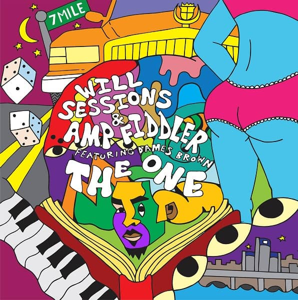 Will Sessions - The One • full Album stream