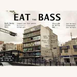 BarbNerdy for EatTheBass Berlin Nov. 2018 [Lets Go Dancing)   free DJ Live Set