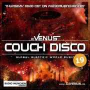 Couch Disco 019 by Dj Venus (Podcast)
