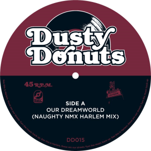 Neues aus dem Hause Dusty Donuts: DD015 feat. Naughty NMX