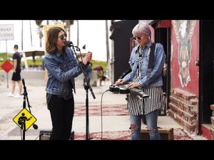 Larkin Poe - Come On in My Kitchen | Playing For Change | Live Outside | Video