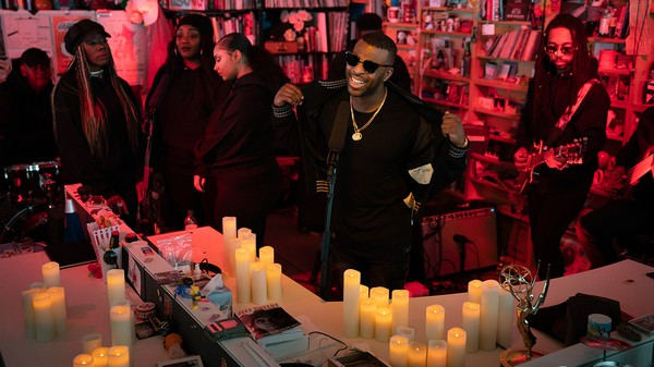 dvsn: Tiny Desk Concert (Video) #npr #tinydesk