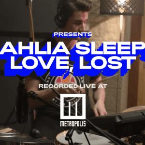 Dahlia Sleeps - Love, Lost + Storm (ellesse session) [2 Live Videos]