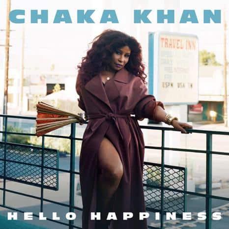 Chaka Khan veröffentlicht neue Single #HelloHappiness (audio stream)