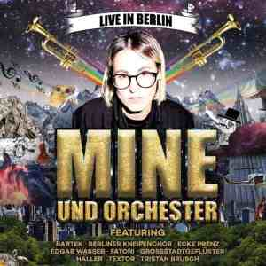 MINE UND ORCHESTER (live in Berlin) - Schminke feat. Allstars [Video]