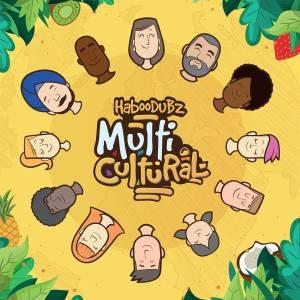 HabooDubz - Multi Cultural • full Album-Stream + free download