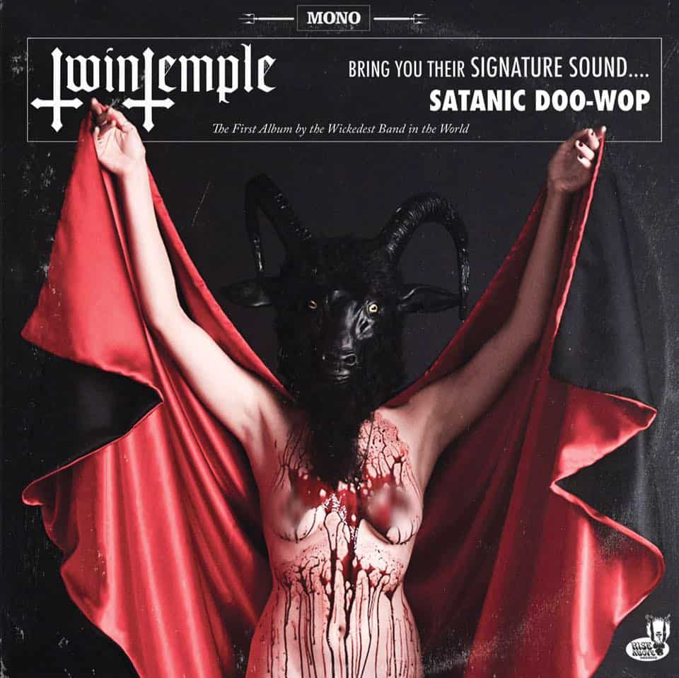 TWIN TEMPLE Bring You Their Signature Sound.... Satanic Doo-Wop