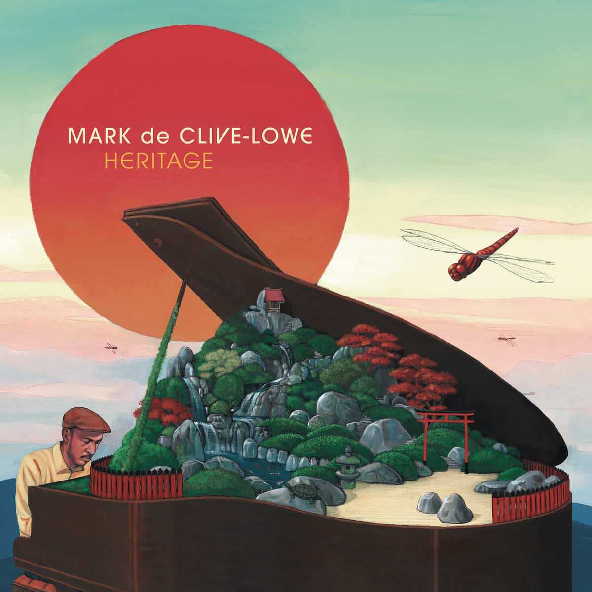 Mark de Clive-Lowe - Heritage • full Album-Stream