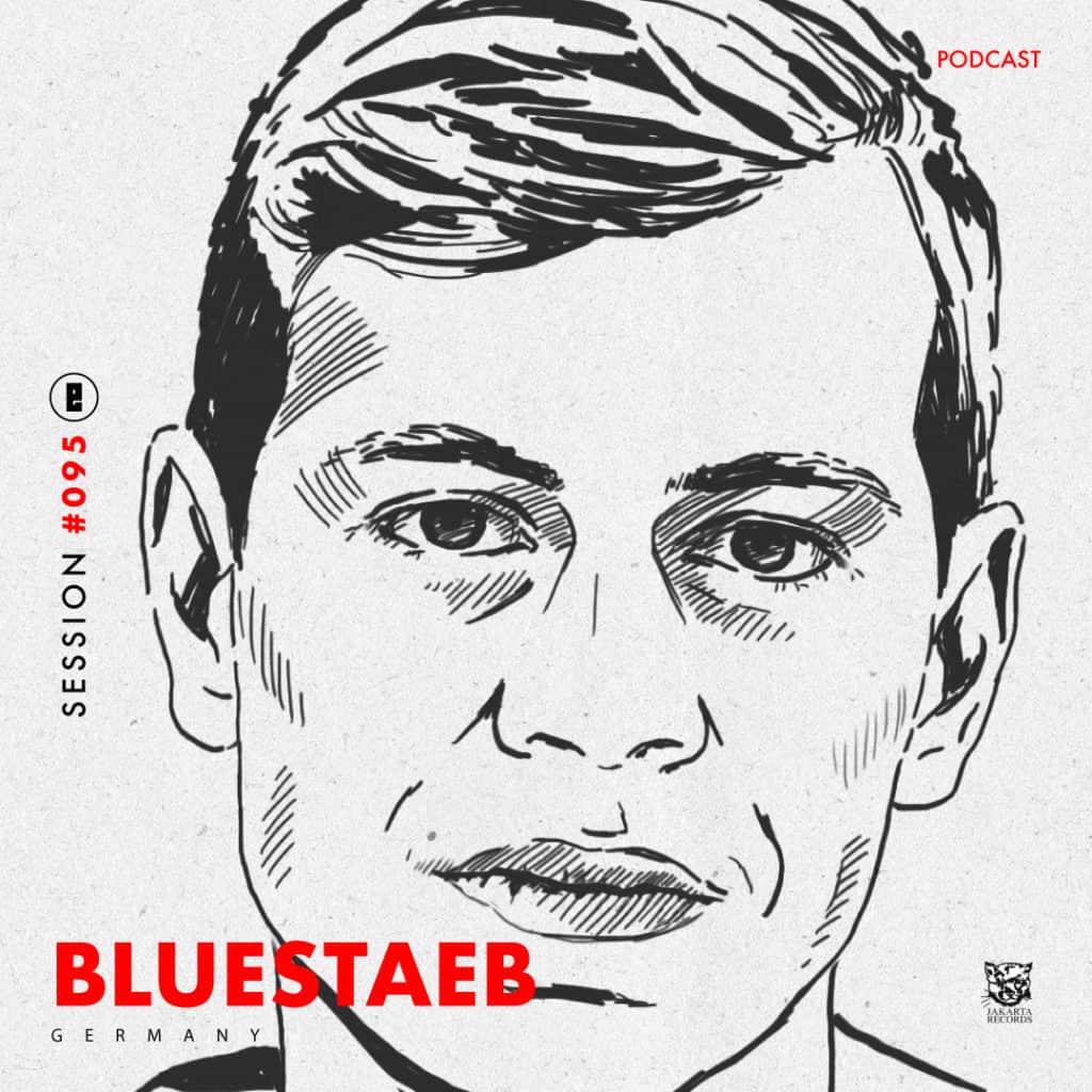 electrocaïne podcast #095 – Bluestaeb – free download