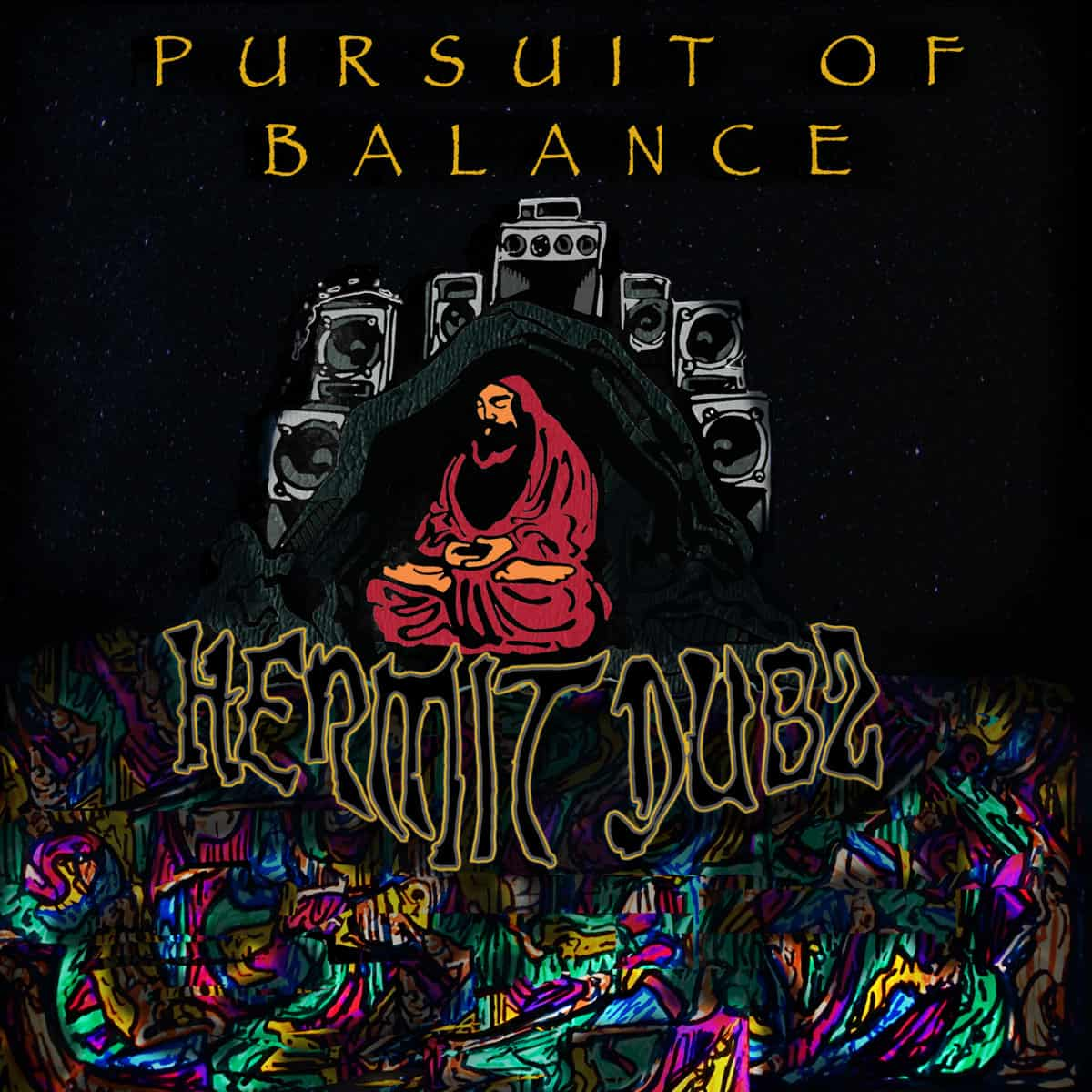 Pursuit of Balance - Hermit Dubz is out of his cave again! • full Album-Stream