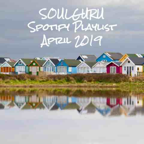 Die SOULGURU Spotify Playlist April 2019 ist da!