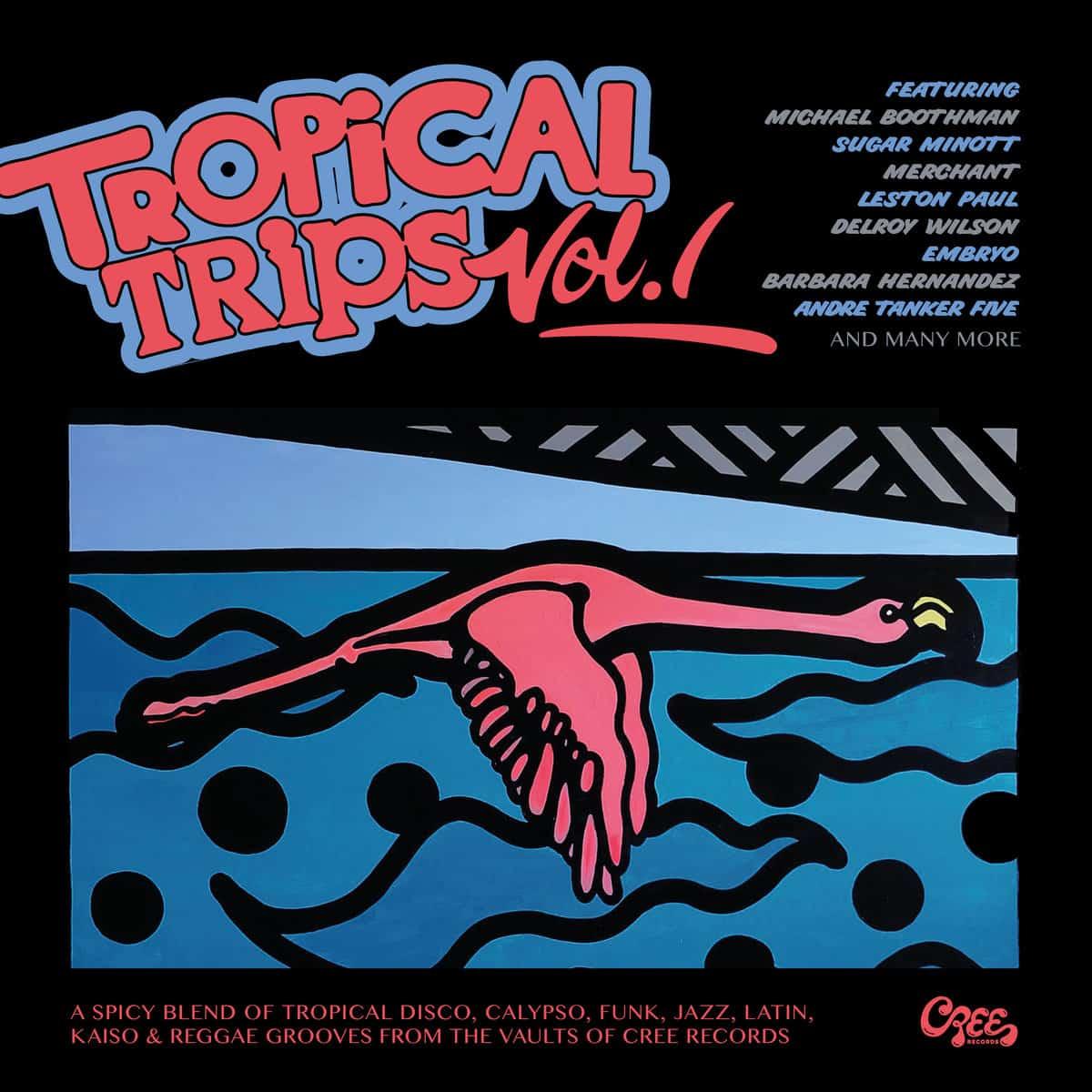 ▶︎ Tropical Trips Vol.1 ♫♪♫♫♪♪