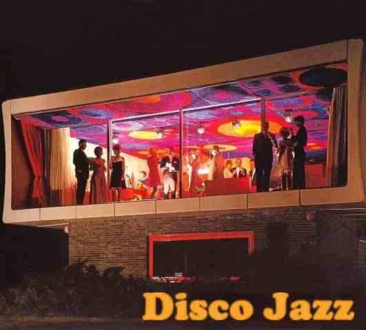 Disco Jazz Mix