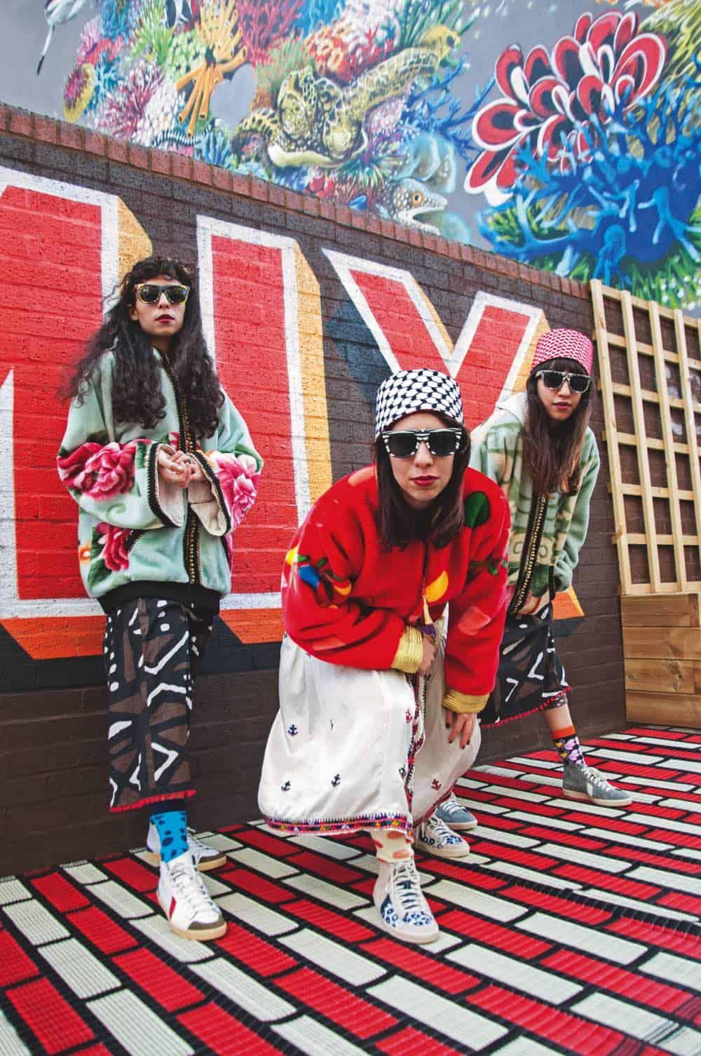 """Happy Releaseday: das jemenitisch-israelische Schwestern-Trio A-WA veröffentlicht ihr zweites Album """"Bayti Fi Rasi"""" • 2 Videos + album-stream"""