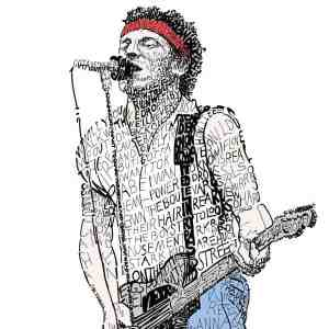 Bruce Springsteen - Tribute MIX