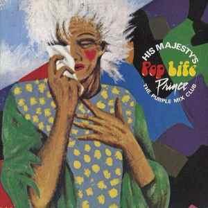 His Majesty's Pop Life • PRINCE MIXtape
