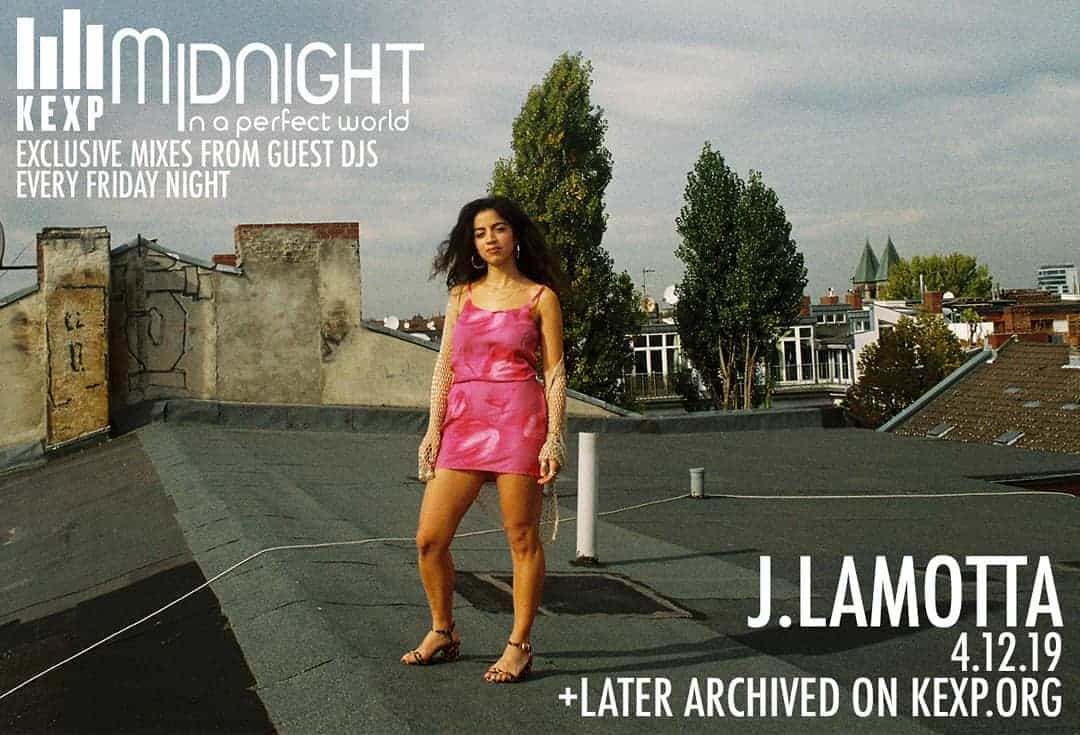 KEXP Presents Midnight In A Perfect World with J.Lamotta すずめ (Mixtape)