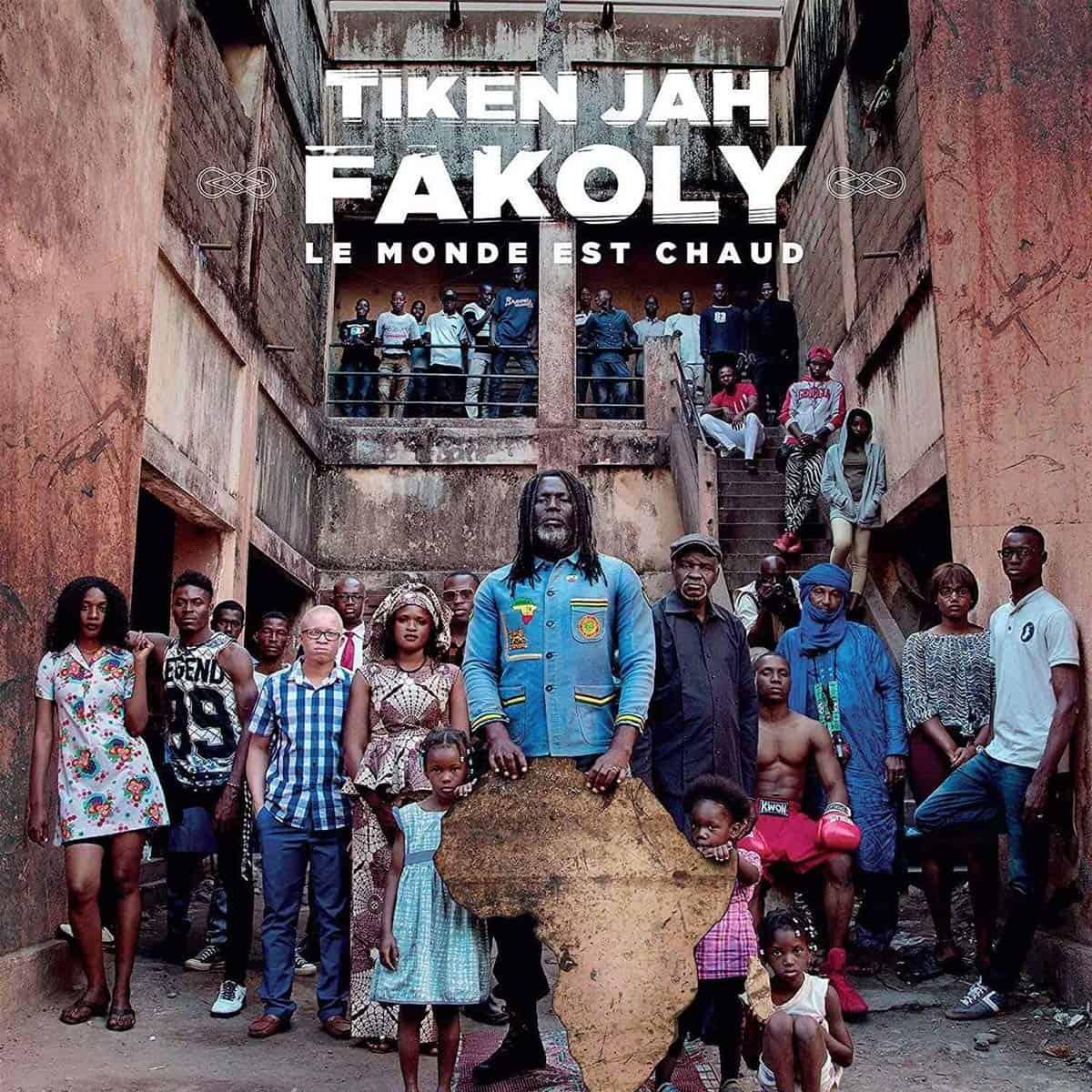 """Tiken Jah Fakoly meldet sich mit neuem Album """"Le Monde Est Chaud"""" zurück! • Video + Album-Stream"""