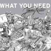 "Jimmy Reiter veröffentlicht sein drittes Solo-Album ""WHAT YOU NEED"" • Video + Album-Stream"