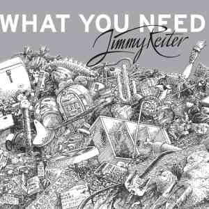 """Jimmy Reiter veröffentlicht sein drittes Solo-Album """"WHAT YOU NEED"""" • Video + Album-Stream"""