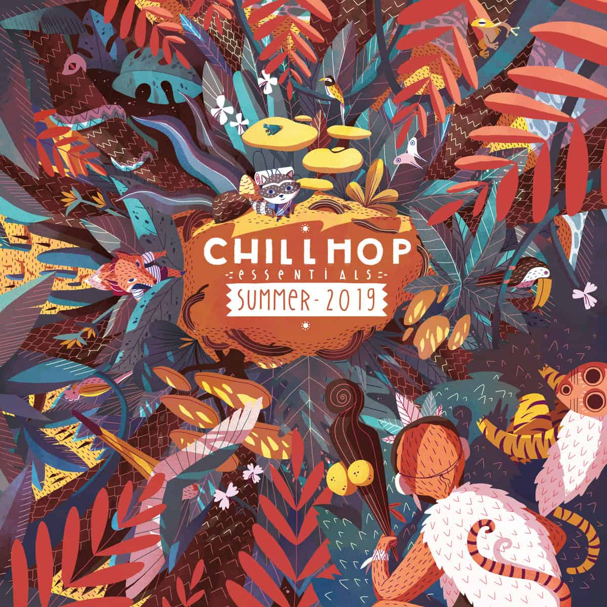 Chillhop Essentials - Summer 2019 - free download
