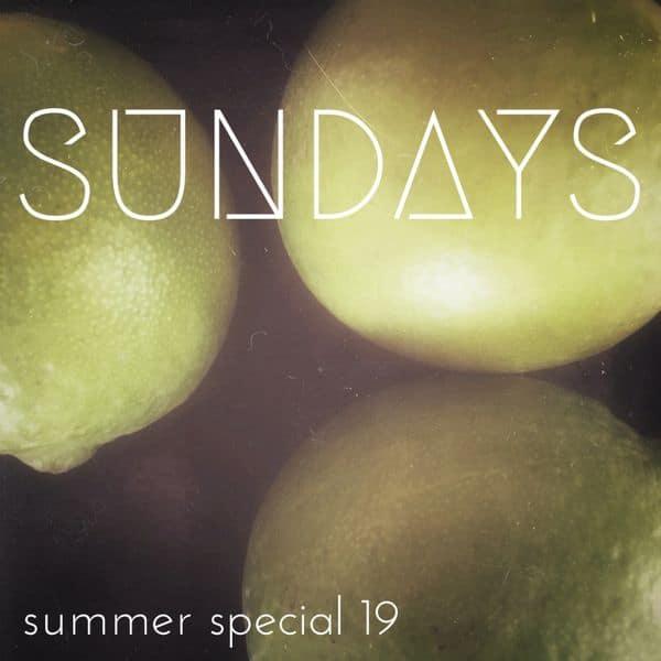 Das Sonntags-Mixtape: Summer Special 2019