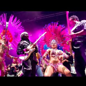 """Nile Rodgers & CHIC """"Good Times"""" at the Liverpool International Music Festival on July2019 (Video)"""