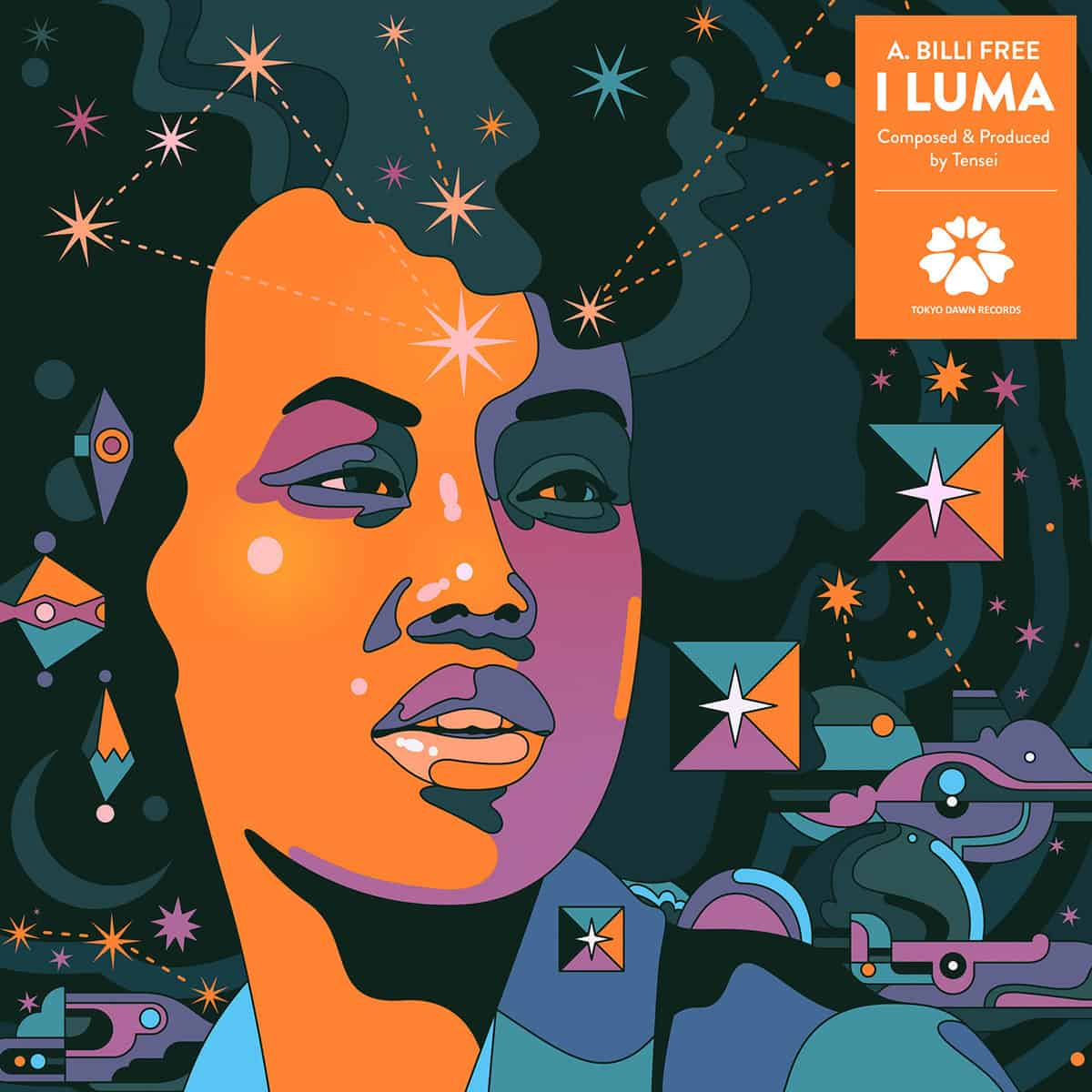 A. Billi Free - I Luma • 2 Videos + full Album-Stream