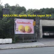 Die SOULGURU Spotify Playlist August 2019 ist da!