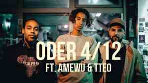 HORST WEGENER - ODER 4/12 FT. AMEWU & TTEO (Video)